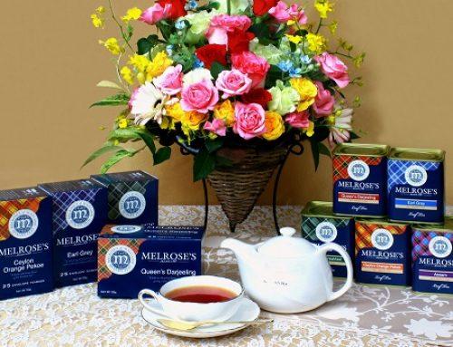 メルローズ紅茶